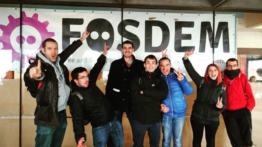 Evolix au FOSDEM 2017