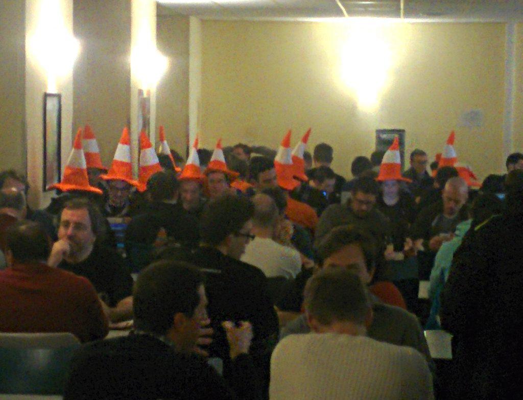 La communauté VLC et leurs chapeaux